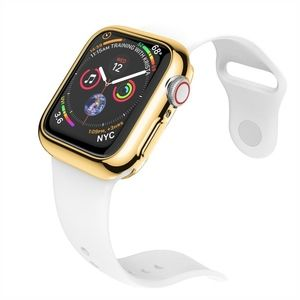 Other - Apple Watch Series 4 Solid Colored TPU Bumper Case